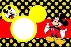 Comenzamos el día ofreciéndote unas espectaculares imágenes de Mickey, las que pueden ser aplicadas como marcos para fotos, así como para etiquetas también. Estos diseños cuentan con los clásicos c…