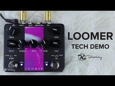 Keeley Electronics Loomer - Tech Demo - YouTube