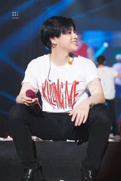 """ © OH! BOY   do not edit. "" Yg Entertainment, Yg Artist, Ikon Kpop, Kim Jinhwan, Ikon Wallpaper, Korean Boy Bands, K Idols, A Team, Tumblr Boys"