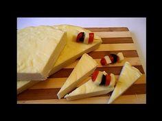 Rețetă cașcaval de casă. - YouTube Cooking Cheese, Romanian Food, Vegetarian Recipes, Dairy, Youtube, Home, Home Made, Youtubers, Youtube Movies