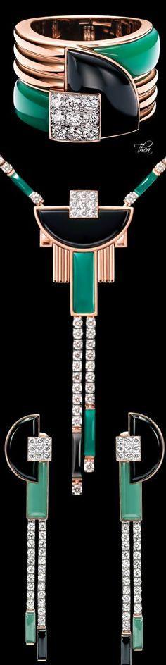 Ralph Lauren ● Modern Art Deco Collection