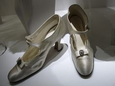 Shoes from the collections of Národní muzeum - early 20th century?