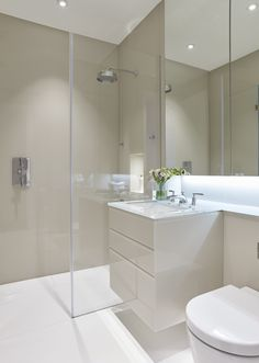 Luxury Bathrooms and Wet Rooms Small Bathroom Interior, Loft Bathroom, Bathroom Layout, Bathroom Styling, Small Luxury Bathrooms, Bathroom Floor Plans, Minimalist Bathroom Design, Bathroom Design Luxury, Modern Bathroom Design