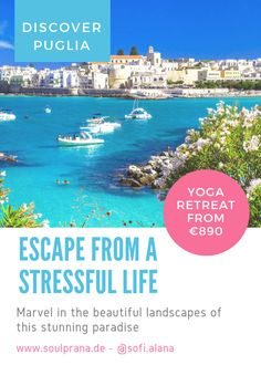 Southern Italy, Yoga Retreat, All Over The World, Beautiful Landscapes, Paradise, Spirituality, Marvel, Beach, Outdoor