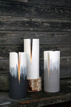 Outa by No Keraaminen jätkänkynttilä Ecommerce Platforms, Scandinavian Christmas, Pillar Candles, Wedding, Valentines Day Weddings, Weddings, Marriage, Candles, Chartreuse Wedding