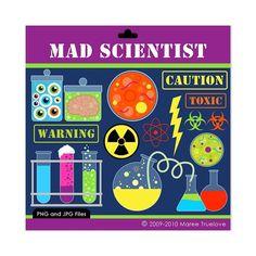 mad scientist $5