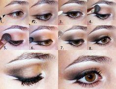 make up tutorials | Tumblr
