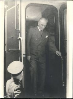 Mersin ... Gazi Mustafa Kemal Atatürk Mersin'de...20 Mayıs 1938...