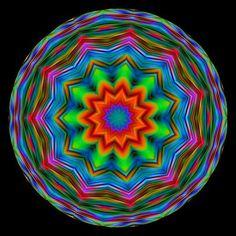 Caleidoscopio ❤~ Mandala ~❤