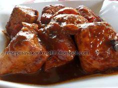 Resep Semur Tahu Betawi | Resep Masakan Indonesia (Indonesian Food Recipes)