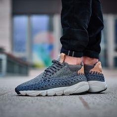 Nike - Air Footscape Woven Chukka SE