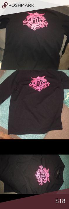Women's Fox Jersey Women's jersey size Medium Fox Tops