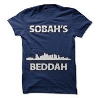 Sobahs Beddah- Boston Skyline Boston Skyline, Hoodies, Sweatshirts, Faith, Sobriety, Sweaters, T Shirt, Addiction, Freedom