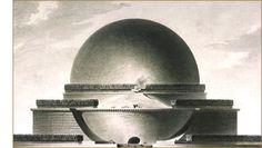 Архитектор Буле 18 век (!)