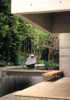 CASA GGG - Ciudad de México  Arquitecto: Alberto Kalach  Desarrollo: Taller de Arquitectura X - 1999
