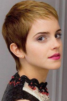 Emma Watson New Short Haircuts 2017 For Women