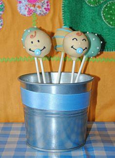 Cake pops infantiles
