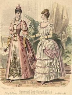 Weigel's Journal of Fashion , 1886