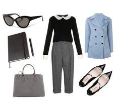 Monday look #readyforwork -Carlotta Licciardi