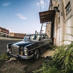 The age of an artwork doesn't matter, but the name of the artist means everything.  #MBPhotoCredit: @SqueakyThinger  #Mercedes #Benz #W108 #280SEL #instacar #carsofinstagram #germancars #luxury #ThrowbackThursday #TBT