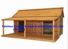 double dog house plans. Free Double Dog House Plans | Cedarwooddoghouses Com A Renown Hand Crafted Cedar Wood Use