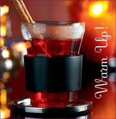 Warm Up! Hot Chambord Cider Recipe