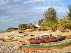 Pemba Beach Northern Mozambique
