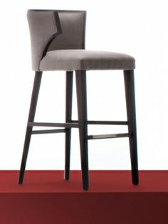 modern high end bar stool