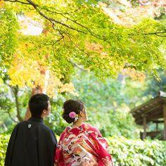 前撮りphoto(ˊo̶̶̷ᴗo̶̶̷`) 11月下旬、京都の #古都photo さんで撮影してきました。 前日の大雨で紅葉はだいぶ散っていたけど(٭°̧̧̧ω°̧̧̧٭) さすがプロ、上手に撮ってもらえました(ˊo̶̶̷ᴗo̶̶̷`) 京都で和装の前撮りという長年の夢が叶いました(*ˊᵕˋ*) #和装前撮り #プレ花嫁 #結婚式前撮り #全国のプレ花嫁さんと繋がりたい #日本中のプレ花嫁さんと繋がりたい #ちーむ0423 #名古屋花嫁 #和装