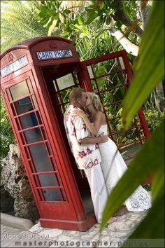 Wedding photography at St. James's Club, Antigua