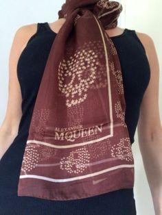 049eb4454509 Alexander McQueen Silk Scarves   Shawls for Women