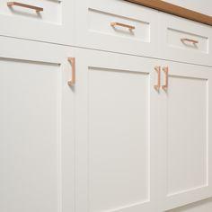 Greenwood Pull - Satin Copper | Drawer Pulls | Hardware
