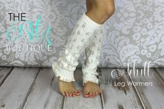Adult leg warmers -  ruffle lace button Leg warmers boot socks on Etsy, $20.04 CAD