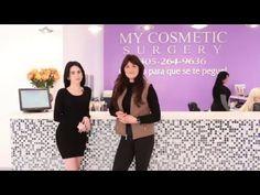 Nuestra reportera Aly Sánchez entrevista a Amanda en My Cosmetic Surgery Miami. - YouTube
