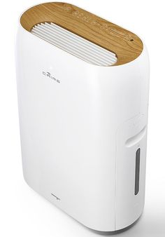 Air purifier with tree-derived phytoncides to infuse indoor air with forest fresh feel.