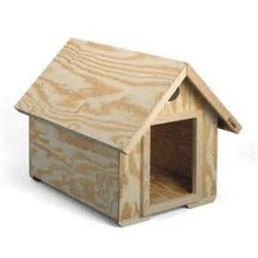 Image result for Easy Dog House Plans