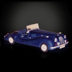 V8 Morgan Car Cake cakes Pinterest Morgan cars Car cakes