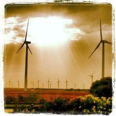 Just windmills