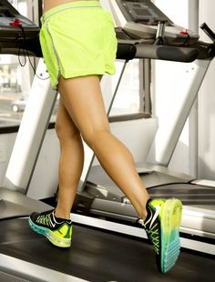 Go Long, Get Fast, Burn Calories: 45-Minute Treadmill Run
