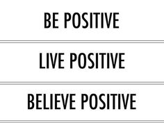 For every 1 negative experience in life, you need to have 5 positive experiences to overcome it.  Find more positive!!!