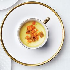 Custards and puddings are the ultimate elegant and easy make-ahead desserts.