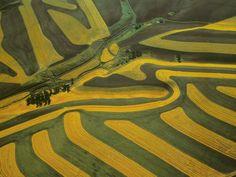 aerial photographer Yann Arthus-Bertrand