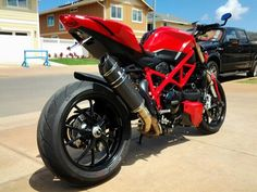 Another view of my 2013 streetfighter 848