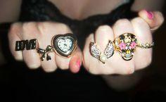 Rings, rings, rings..........