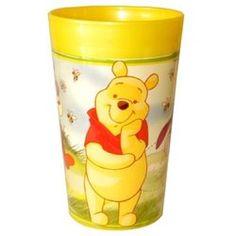 Verre plastique Winnie l'Ourson B BAUMALU