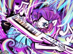 """tehlumineko: """" [30minutechallenge] - rarity rocks! events - stream - deviantart ——————————————— If you like what I draw, and would like to support me.. please consider my patreon, or streamtip! """""""