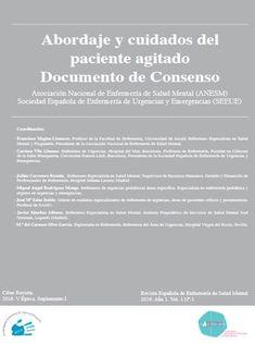 Acceso gratuito. Abordaje y cuidados del paciente agitado : documento de consenso ANESM - SEEUE Mental Health, Writing, Reading