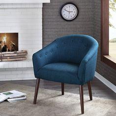 Madison Park Camilla Barrel Chair | AllModern