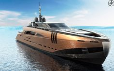 Federico Fiorentino, The Belafonte. New Federico Fiorentino Superyacht Concept Is Already Drawing Attention. Yacht Design, Boat Design, Jet Ski, Yachting Club, Yacht Cruises, Yacht Boat, Speed Boats, Wooden Boats, Catamaran
