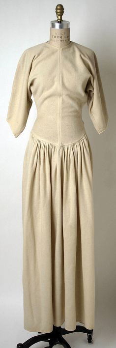 Wedding Ensemble  Claire McCardell    Date:1941